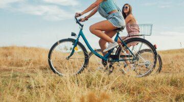 A participação feminina no uso da bicicleta